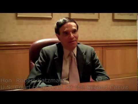 Why Do Pro Bono? Hon. Robert Katzmann, U.S. Court of Appeals for the Second Circuit
