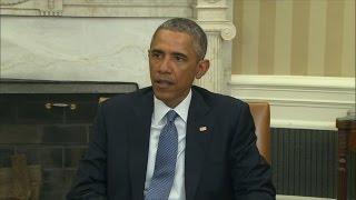 PARIS ATTACK: Obama's Response