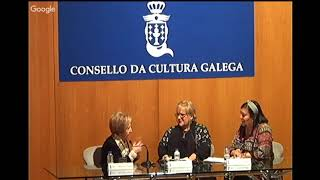 Mercedes Goicoa conversa con María Xosé Porteiro e Uxía Senlle