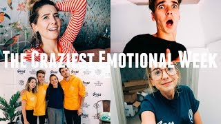 Video THE CRAZIEST EMOTIONAL WEEK MP3, 3GP, MP4, WEBM, AVI, FLV Maret 2019