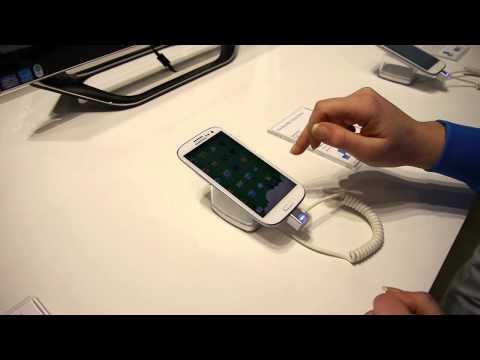 Samsung KNOX demonstration