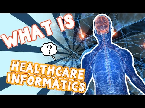 Was ist Healthcare Informatics?