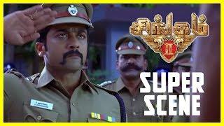 Video Singam 2  - Super Scenes |  Suriya |  Anushka Shetty | Hansika Motwani | Devi Sri Prasad | Hari MP3, 3GP, MP4, WEBM, AVI, FLV Maret 2019