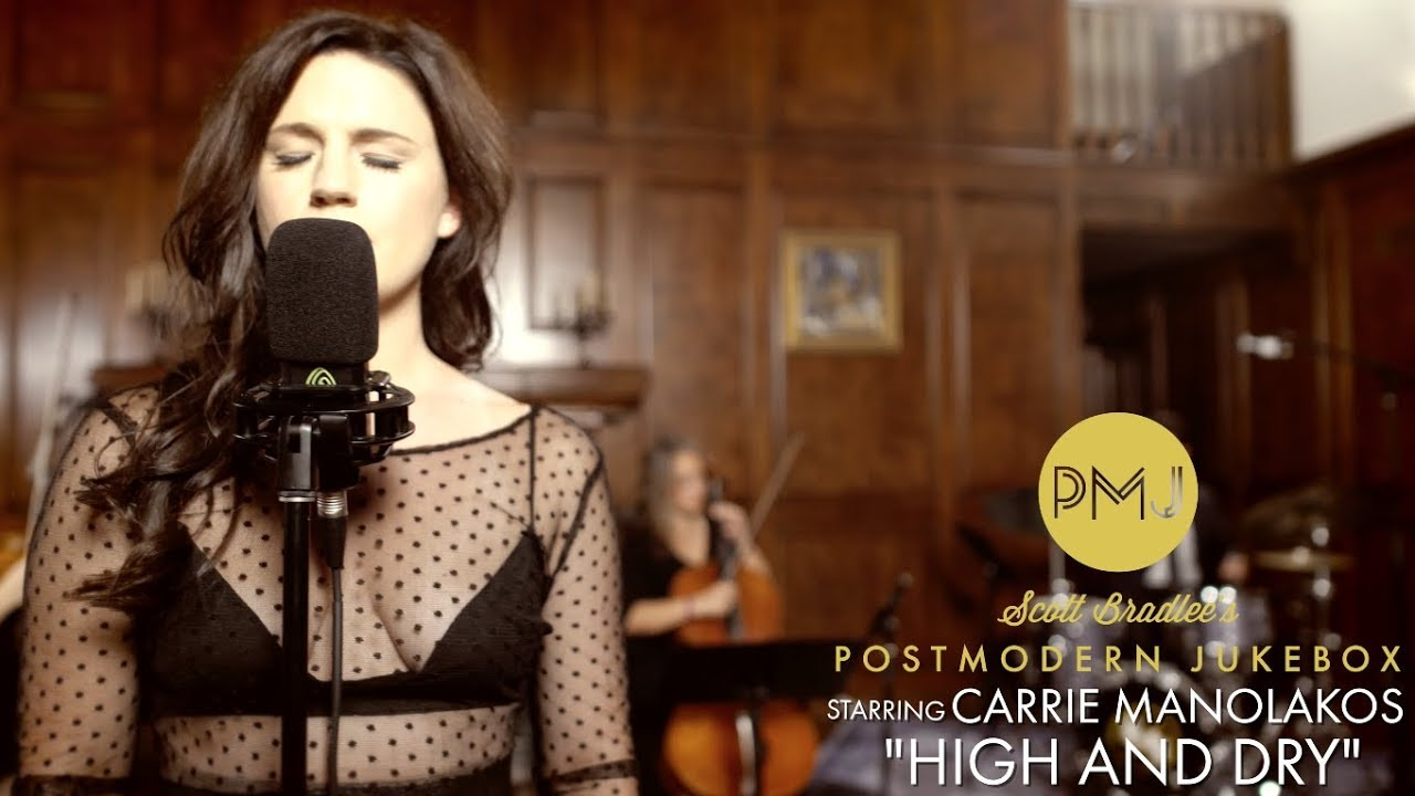 High & Dry – Radiohead (Orchestral Cover) ft. Carrie Manolakos