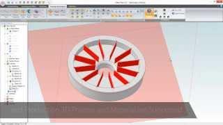 Geomagic Design בדיקת פרינטביליות