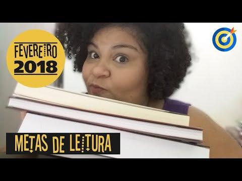 Metas de Leitura | Fevereiro/2018