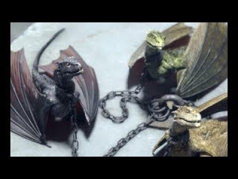 GAME OF THRONES/DAENERYS AND DRAGONS ALL SCENES/Season 1 7/ДЕЙЕНЕРИС И ДРАКОНЫ ВСЕ СЦЕНЫ/С