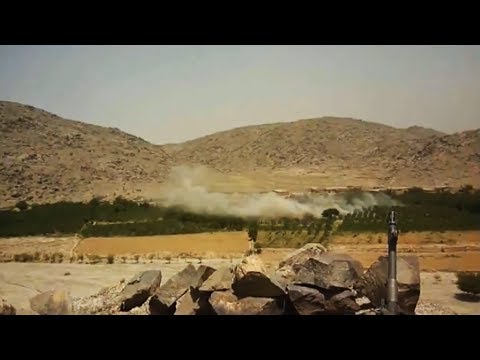 Strike - The new http://FUNKER530.com is now live in beta testing. An A-10 Warthog strikes a Taliban position with it's 30mm GAU-8 Avenger cannon, followed by Apache ...