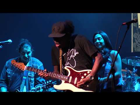 Jimmy Wallace's Guitar Army w/ Kara Grainger, Lance Lopez, Eric Gales -