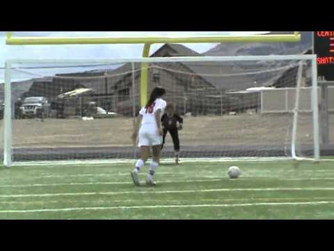 Soccer - Central vs. East - Girls Soccer 4A State Championship 5/18/13.