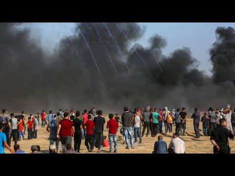 Zahl der Toten bei Gaza-Protesten steigt weiter