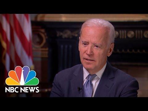 Joe Biden On Barack Obama: 'I don't Like Him. I Love Him.'   NBC News
