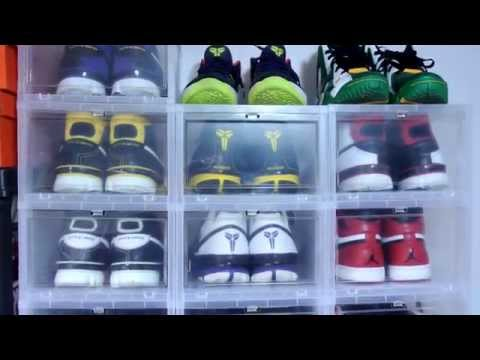 , title : 'Plastic Boxes for Sneaker Storage/Display!'