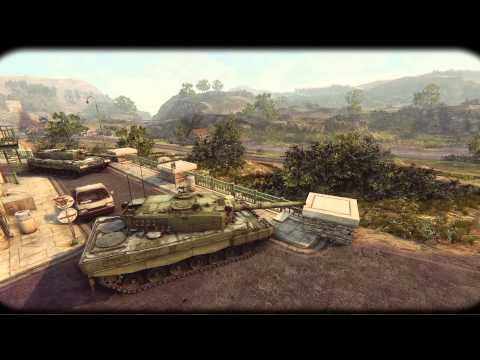 Трейлер Armored Warfare для выставки Gamescom 2014