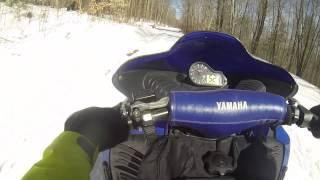 8. Yamaha SXViper 700; Jack Brining
