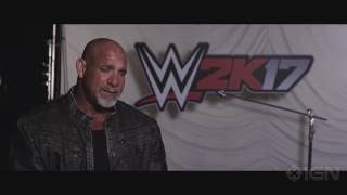 goldberg-wwe-2k17-pre-order-interview-by-ign