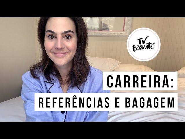 Carreira: sobre referências, bagagem e estudar sempre - Victoria Ceridono