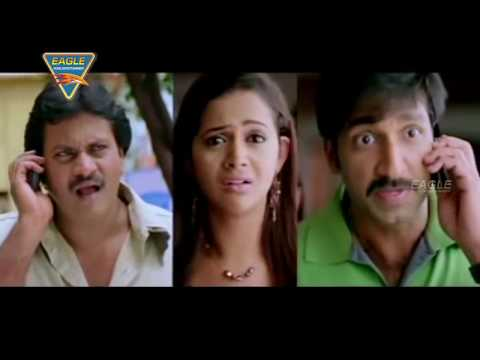 Gopi Chand Hindi Movies || Ek Aur Khalnayak (Ontari) Hindi Dubbed Full Movie || Gopichand, Bhavana