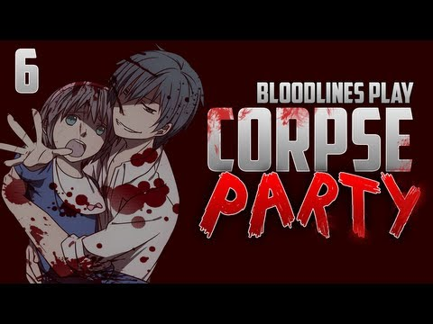 Corpse party (Голубой пацан)# 6