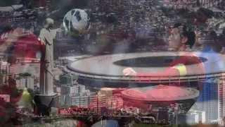 2014 FIFA World Cup- Brazil. HD Trailer.