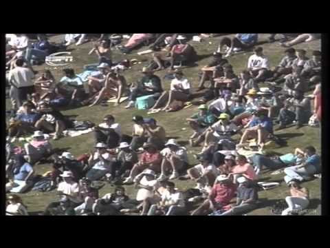 Sri Lanka v South Africa, World Cup, 1992 - Highlights