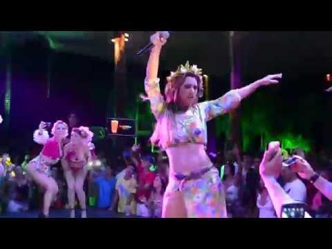 Baile da Rainha da Expoac 2015