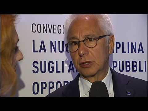 Intervista Convegno ANCE Beppe Fragasso
