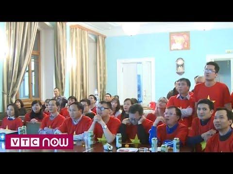 Người Việt tại Nga chung vui chiến thắng AFF Cup - Thời lượng: 47 giây.