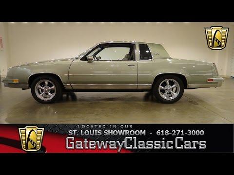 1986 Oldsmobile Cutlass Supreme - Gateway Classic Cars St. Louis - #6414