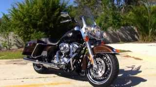 6. 2013 Harley-Davidson FLHR Road King 110th Anniversary Edition for Sale