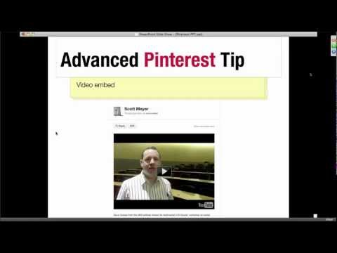 Marketing with Pinterest | Promoting Your Business on Pinterest.com