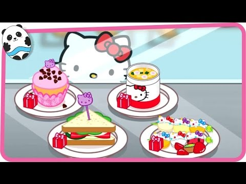 Hello Kitty Lunchbox (Budge Studios) - Fun Cooking Game For Kids