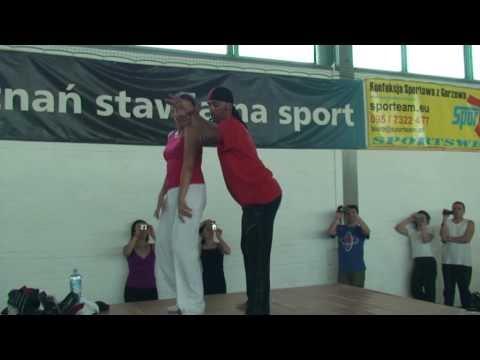 Cuban salsa сложная комбинация от Jorge Camaguey, Cubamemucho Poznan часть 1