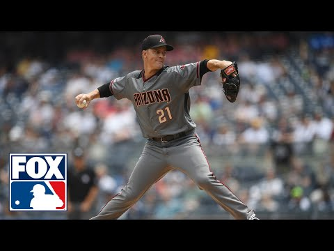 Video: MLB Whip Crew breaks down Zack Greinke being traded to the Houston Astros | MLB WHIPAROUND