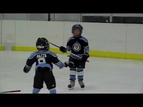 La mejor pelea de hockey sobre hielo de todos los tiempos