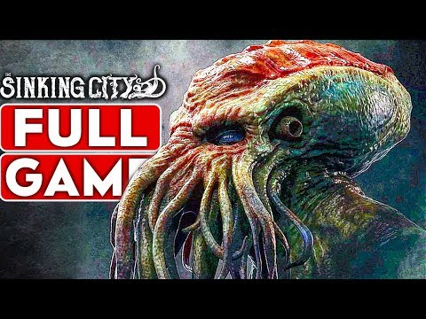 THE SINKING CITY Gameplay Walkthrough Part 1 FULL GAME [1080p HD 60FPS PC] - No Commentary