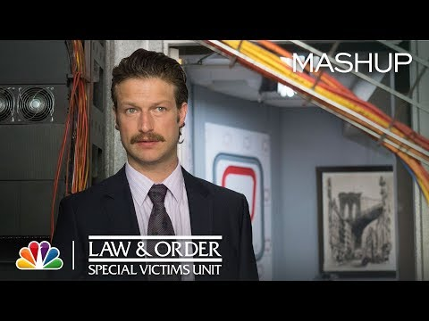 Law & Order: Special Victims Unit Season 17 (Clip 'Meet The New Guy')
