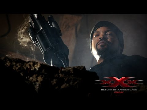 Ice Cube has returned in xXx 3 Return of Xander Cage TV spot