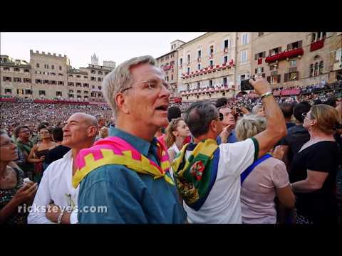 The World's Most Insane Horse Race: Siena's Palio