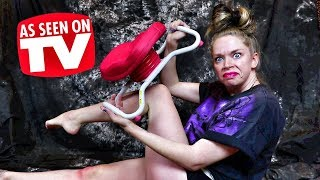 HULA CHAIR! - Does This Thing Really Work?! by GRAV3YARDGIRL