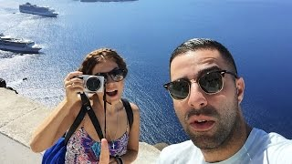 Mykonos Greece  city images : VLOG | Our Honeymoon In Greece: Santorini & Mykonos | Sona Gasparian