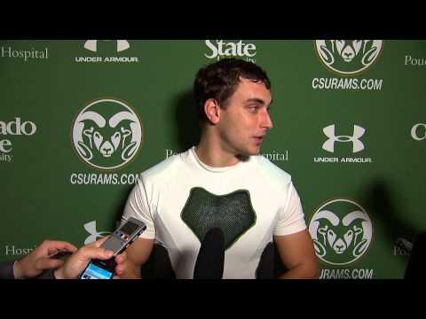 Garrett Grayson Interview 11/2/2014 video.
