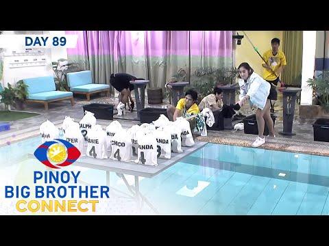 Housemates, sumabak na sa third karapatdapat challege ni Kuya | PBB Connect