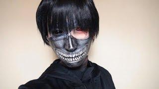Video 映画【東京喰種】金木研メイク方法(化粧) Ken Kaneki Makeup Tutorial (Tokyo Ghoul Movie) MP3, 3GP, MP4, WEBM, AVI, FLV Januari 2018