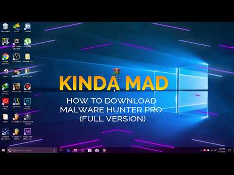 How to download MALWARE HUNTER PRO Full version | LICENSE KEY |-JUNE-2018