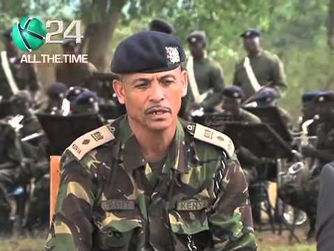Kenya @ 50 Celebrations: The Kenya Army Band