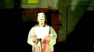 Hickory (NC) United States  city photo : Anonymous FEMA camps in America 2012 Horror Fields Haunted Trail Hickory NC halloween