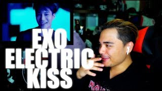 EXO 'Electric Kiss' MV Reaction [DAT SMILE THO]