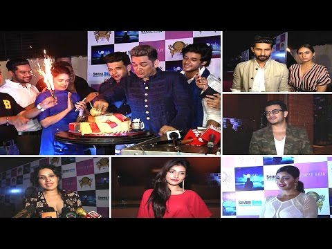 Television Celebs at Vikas Gupta's birthday Bash!