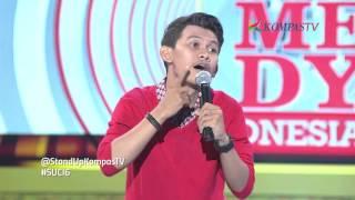 Video Indra Jegel: Identik dengan Pencopet (SUCI 6 Show 4) MP3, 3GP, MP4, WEBM, AVI, FLV Desember 2017